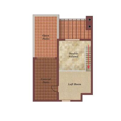 2 Bedroom Loft Apartments