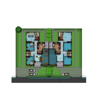 3 bedroom semi-detached house